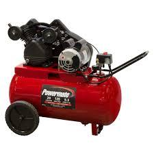 Powermate 20 Gal Portable Electric Air pressor PP MN