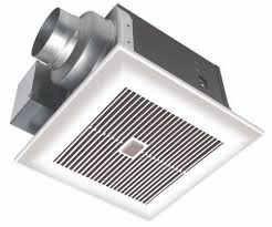 Bathroom Exhaust Fan With Light And Nightlight by Panasonic Fv 11vqc5 Whispersense 110 Cfm Ventilation Fan