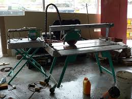 Imer Tile Saw Canada by Tile Set Up Tiling Contractor Talk