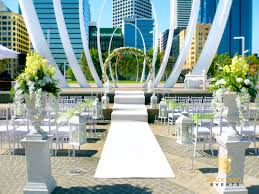 Perth Outdoor Wedding Ceremony