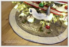 Pre Lit Entryway Christmas Trees by From My Front Porch To Yours Farmhouse Christmas Tree 2016 The