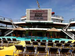 Carnival Magic Lido Deck Cam by Carnival Magic Western Caribbean Cruise Killer B Designs