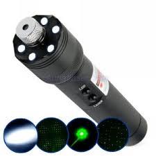 torche laser vert 200mw avec faisceau lumineux puissant