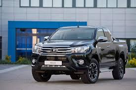 100 Toyota Hilux Truck Amazoncom Xtra Cab Black Platinum 2017 Print