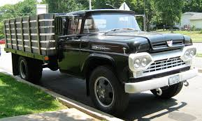 File:1960 Ford F-500 Stake Truck Black Fr.jpg - Wikimedia Commons 1963 Ford 1 Ton Flatbed For Sale Classiccarscom Cc839028 Used 2009 Gmc 2500 4wd Ton Pickup Truck For Sale In New Jersey 1927 Chevy Trucks Pinterest Antique Trucks And Cars Cab Over Engine Coe Scrapbook Page 2 Jim Carter Truck Parts For 5ton Gripelectic Tcm Isuzu 3 Sale The Trinidad Car Sales Catalogue Ta Steve Mcqueen Used To Drive This 1952 Chevrolet Custom Pickup 1973 F350 Dump Truck 1ton Grain Bed Disc Pb Ps Chevrolet 2wd 12110 Frozen Food Delivery Suppliers 1990 40k Original Miles 454 No Reserve Sell
