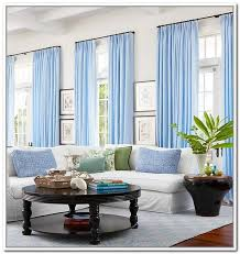 light blue curtains living room projects to try