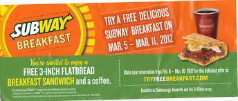 Subway Breakfast Coupon : California Grill Disney Orlando Huckberry Shoes Coupon Subway Promo Coupons Walgreens Photo Code December 2019 Burger King Coupons Savings Deals Promo Codes Save Burgers Foodpanda July 01 New Promo Here Got Sale Singapore Miami Subs 2018 Crocs Canada Details About Expire 912019 Daily Deals Uber Eats Offers 70 Off Oct 0910 The Foodkick In A Nyc Subway Ad Looks Like Its 47abc Ding Book Swap Lease Discount Online Actual Discounts Dominos Coupon Blog Zoes Kitchen June Planet Rock