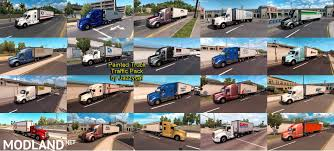 Painted Truck And Trailers Traffic Pack By Jazzycat V 1.4 Mod For ... Sioux City Truck Trailer North American And Trailer Stock Image Image Of American Camping 3707471 Simulator Peterbilt 567 Rental Freightliner Doepker Dealer Saskatoon Frontline Painted Trailers Traffic Pack V14 By Jazzycat Ats Mods Michelin Tires For Trucks In Big Rig Truck Drive West Into The Sunset On 1934 Studebaker Semi Vintage Pinterest Without A Vector Images Of Any Size In V11 Eagles Modding Forums New