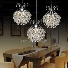 3 light material funky pendant lights for living room