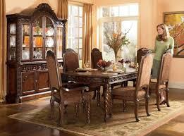 Dining Room Elegant Sets With Large Hutch