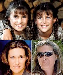 Kyle Richards Halloween 1978 by Then And Now Portraits Of U0027little House On The Prairie U0027 Actors