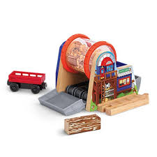 Thomas And Friends Tidmouth Sheds Wooden by Thomas U0026 Friends Tidmouth Shed Deluxe Set Y4474 Fisher Price