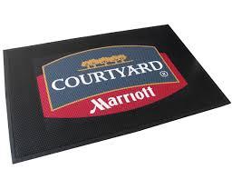 floor mats with logo rubber scraper logo mats are logo floor mats by american floor mats