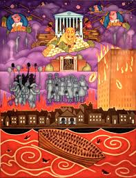 Stalinist Mural Diego Rivera Rockefeller Center by Tatlin Groans Art At The Crossroads Of Fear Hypocrisy And Hope