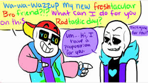 UnderLust Comic Dub Lust Sans Meet Fresh
