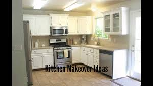 Kitchen Makeovers Remodels On A Budget Photos Small Renovations Before And After