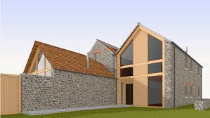100 Barn Conversion Permission For In North Somerset O