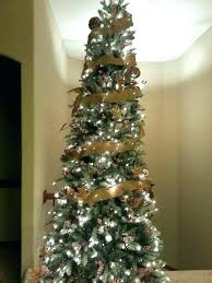 Tall Slim Christmas Tree Narrow Thin Trees Its Officially Over Here Untitled Artificial Skinny Black