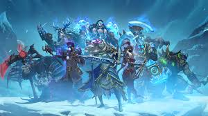 hearthstone s knights of the frozen throne expansion releases next