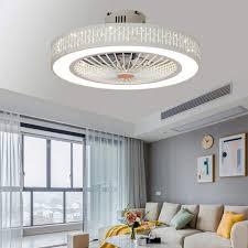 oukaning deckenleuchte deckenventilator licht dimmbares led fernbedienung fan deckenle für schlafzimmer wohnzimmer esszimmer 220v 55 b x 22