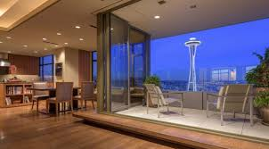 100 Seattle Penthouses Penthouse Breaks Priciest Condo Record Selling For