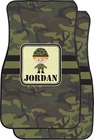 100 Camo Floor Mats For Trucks Green Car Front Seat Personalized YouCustomizeIt