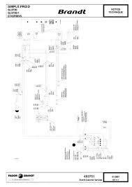 schema electrique lave linge brandt notice brandt sl3720 mode d emploi notice sl3720