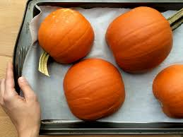 Freezing Pumpkin Puree In Glass Jars by How To Roast A Pumpkin For Homemade Pumpkin Puree Baking For