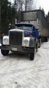 100 Semi Truck Trailers For Sale From Steel Dash Macks Facebook Page Mack S Mack Trucks