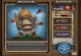 Hunter Hearthstone Deck Basic practice mode hearthstone wiki