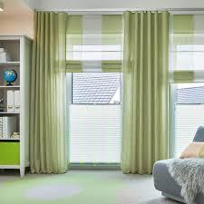 vorhang rollo und plissee für ihre wohnräume vorhänge