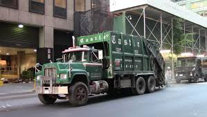 100 Sanitation Truck NYPD Announces A Crackdown On Private Sanitation Trucks Following