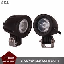 2pcs 10W LED Work Light Offroad Car Auto Truck ATV Motorcycle ... China High Intensity Bridgelux Led Truck Work Light Gf006z03 Pair Of New 7x6 54w Led Headlight Square Car Small 26 10w Offroad Auto Lamp Suv 700lm 240w Bar Boat Tractor 4x4 4wd Suv Lights For Trucks Jinchu Work Light Halogen Offroad Atv Truck Quad Flood Lamp 18w 6x 5 Inch 45w 3300lm 15x Leds Dc 1030v 4wd 7inch Spot Beam 36w Trucklites Signalstat Line Now Offers White Auxiliary Lighting 2pcs 10w Motorcycle Bicycle Spot 30 Degree Amazonca Accent Off Road