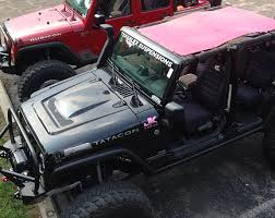 All Things Jeep SpiderWeb TrailMesh ShadeTop for Jeep Wrangler 4