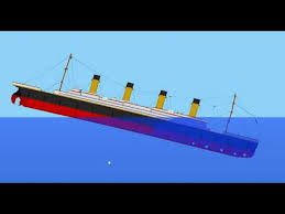 search result youtube video sinking simulator titanic
