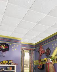 Tegular Ceiling Tile Blocks by Textured Look Ceilings 241 Armstrong Ceilings Residential