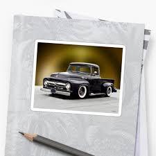 1956 Ford F100 Stepside Pickup