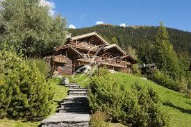 100 Log Cabins Switzerland Ad Sale Chalet Verbier 1936 19 Rooms RefV0011VE