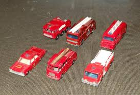 100 Matchbox Fire Trucks Engines From The Station Post Collectors Weekly
