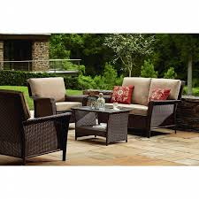 ty pennington style parkside 4 piece deep seating set shop your