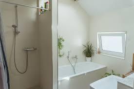 cremefarbenes luxus badezimmer in frankfurt schöne