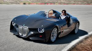 BMW 328 Hommage concept car revealed