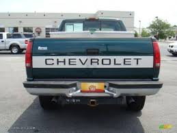 1995 C1500 Tailgate Logo Replacement - Chevrolet Forum - Chevy ...