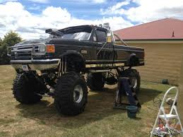 100 Real Monster Truck For Sale 1989 F350 In Melton VIC