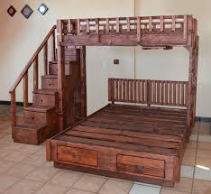 bunk beds diy bunk bed plans queen over queen bunk beds queen