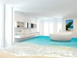 3d böden badezimmer 3d boden bodenbelag für badezimmer