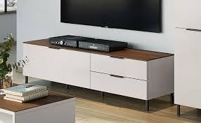 cary lowboard wohnzimmer kaschmir nussbaum günstig möbel küchen büromöbel kaufen froschkönig24