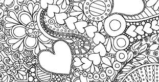 Coloring Pages Flowers Fruits Printable