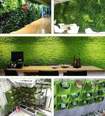 vertikale garten anlage wachsen container taschen wohnzimmer wand hängen pflanzer umweltfreundliche grün bereich topf für ihre buy grün bereich topf
