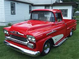 100 1958 Chevy Truck For Sale Chevrolet 3100 For ClassicCarscom CC1011125
